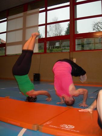 Soirée de gym 2007 - Attalens