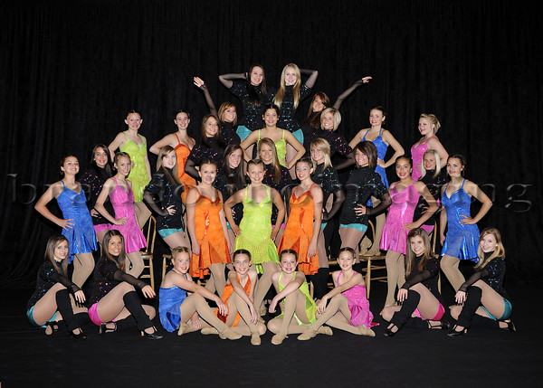 Picture Day 2009 (On Broadway Dancers)