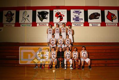 Lincoln boys' basketball BBB1415