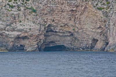 Greece - Zakynthos (Zante) - Blue Caves