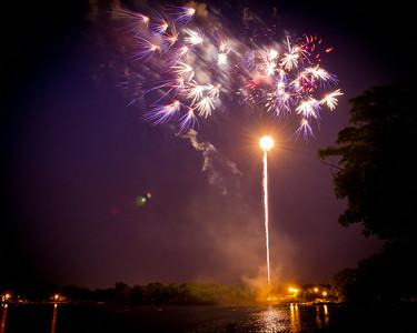 Rochester Fireworks 2014