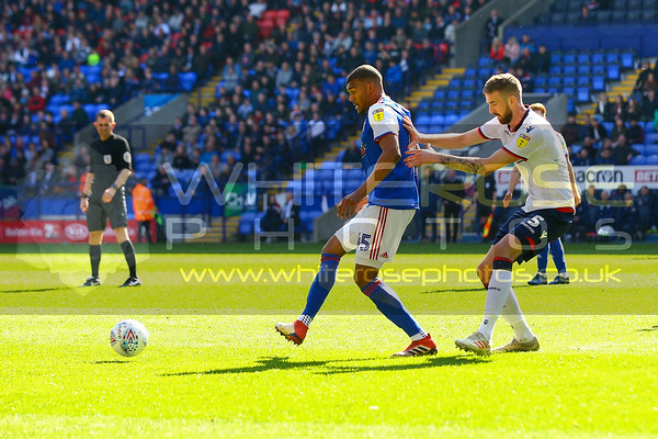 Bolton Wanderers v Ipswich Town 06 - 04 - 19