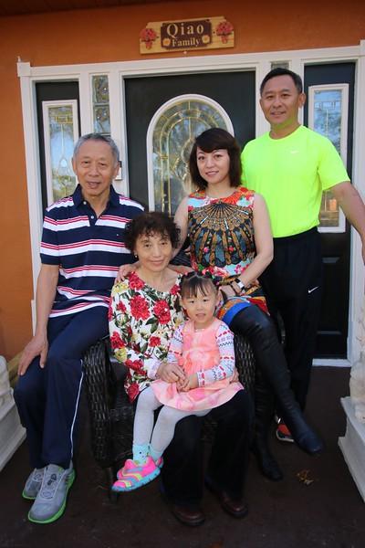 QIAO FAMILY