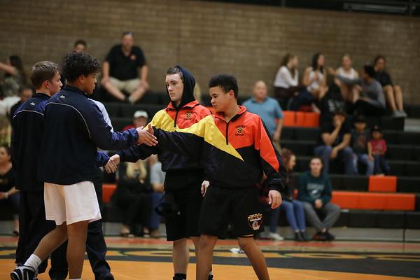 Freshman  and JV Wrestling