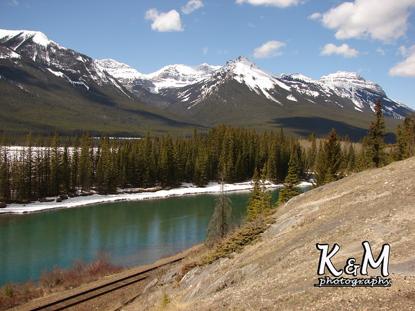 2008-01-06/ 2008-04-13 (Bow Valley Parkway 1A)