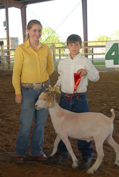2008 La Porte Livestock Show Awards 04-06-08