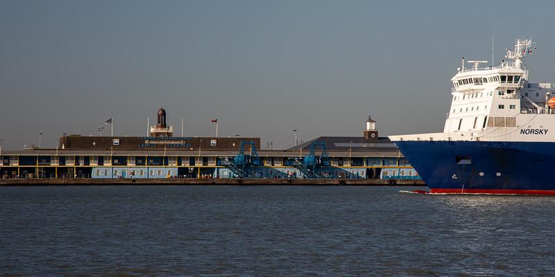 London International Cruise Terminal