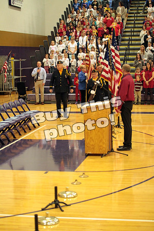 Melrose Veterans Day