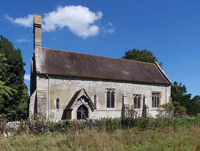 St John The Baptist, Church of England, Church Lane, South Moreton, OX11 9AF