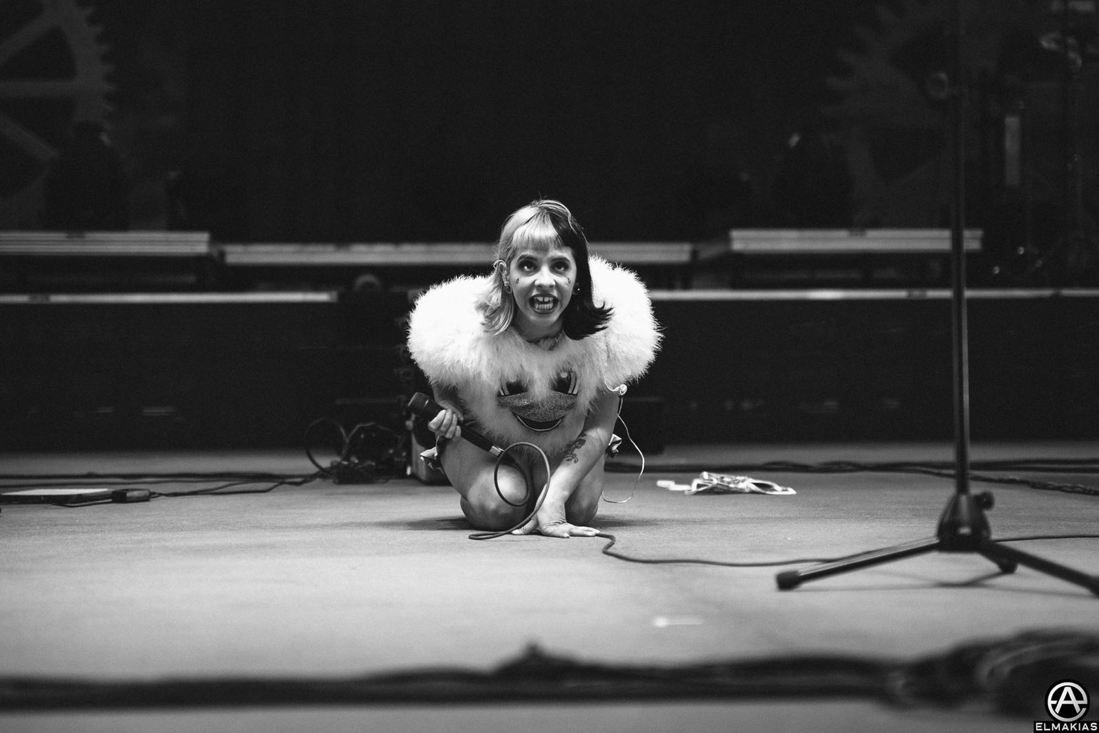 Melanie Martinez Live at Red Rocks Amphitheater by Adam Elmakias