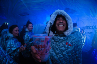 Coors Ice Cave Dublin 2016 Full Res