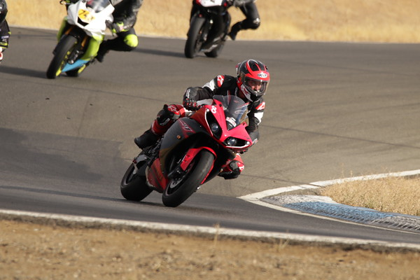 8 Yamaha Red