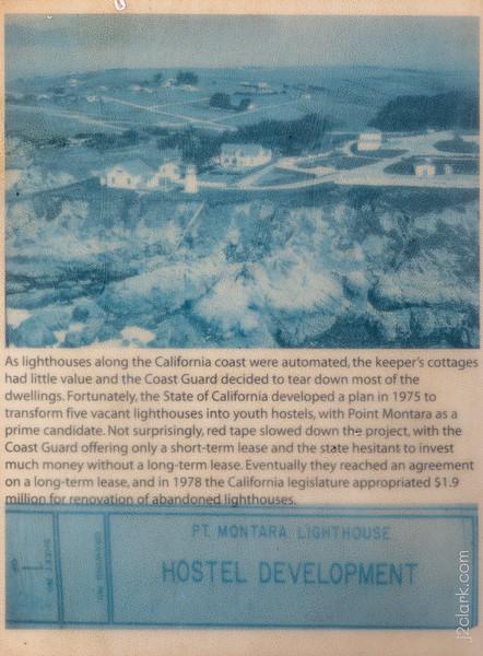 Montara Lighthouse History - Panel 16