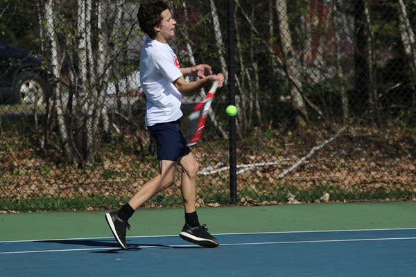 Boys' Varsity Tennis vs. Exeter | May 9