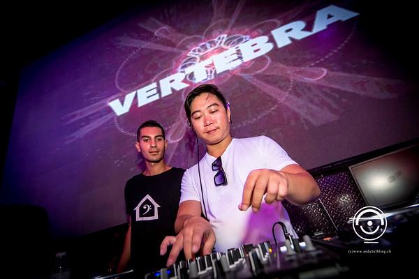 Cocoon Phuket DJs Vertebra 22.4.2017