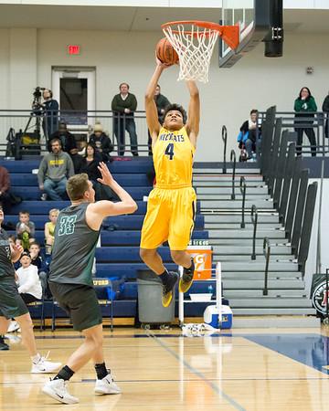 Varsity Basketball vs. Lake Orion 1/15/2019