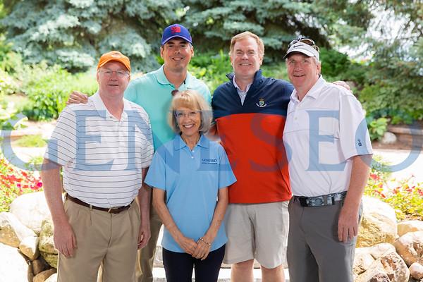 School of Business Golf Tournament Group Photos