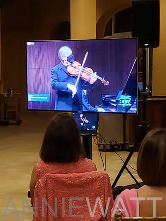 "Dec 14, 2020 Chamber Music Society ""Gipsy Program"""