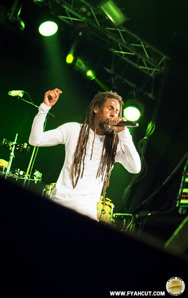 Jah Cure Live Helsinki Circus Saturday 8.11.2014