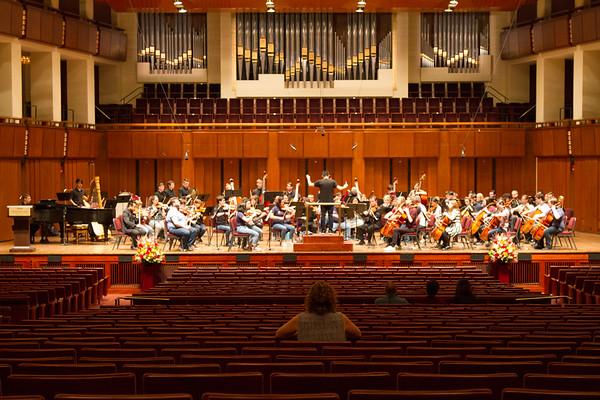 Washington DC Tour of CWU Symphony
