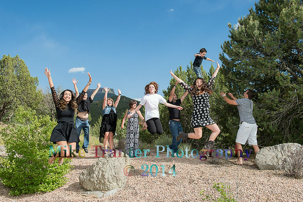 Duran Family Portrait Summer 2014