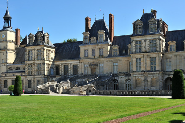 Fontainebleau – August 2019
