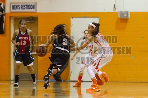 Boone Girls Varsity Basketball #10 - 2015