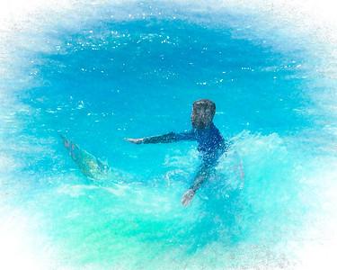 Surf Art 9087