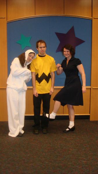 Charlie Brown Christmas 2009
