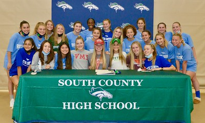 COLLEGE SIGNING CLASS of 2021
