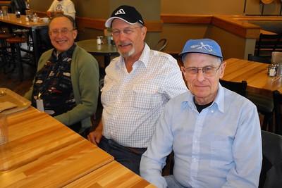 GA Luncheon @ Souplantation on 5/28/15