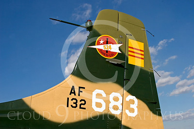 Douglas A-1 Skyraider Tail Pictures