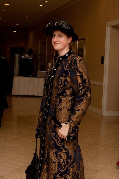 Awesome coat.