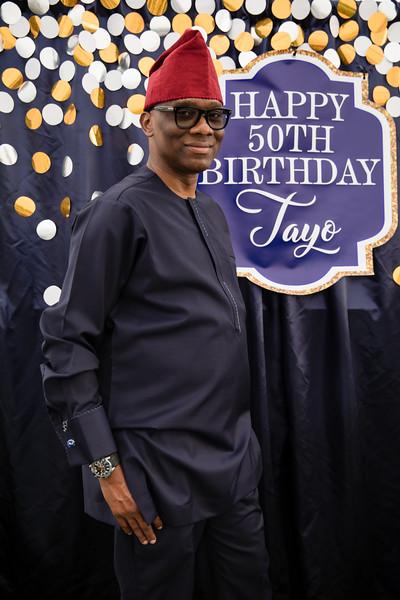 Tayo's 50th Birthday