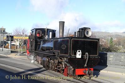 Welsh Highland Railway 2013