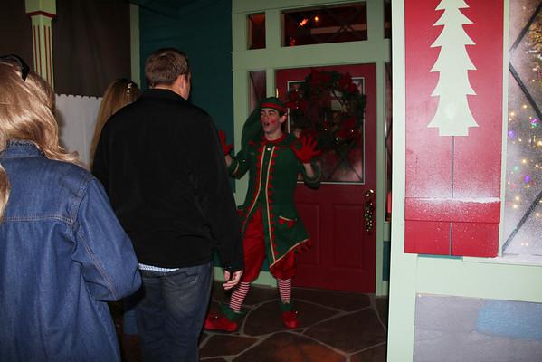 Busch Gardens Christmas Town 12/21/12