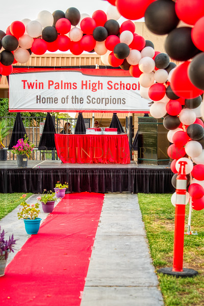Twin Palms Graduation 2020