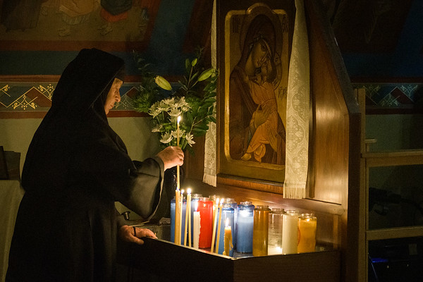 Vigil for the Feast of the Transfiguration
