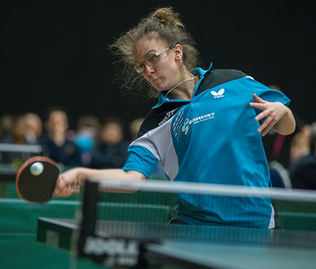 Women's British League, 2014-15, Doncaster
