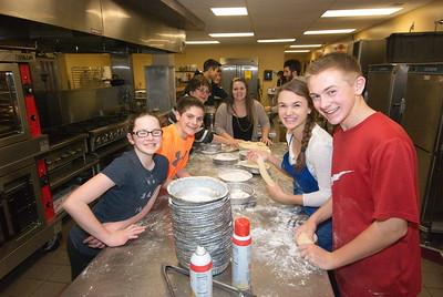 GOYA Bread Baking - December 19, 2014