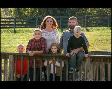 Holbert family