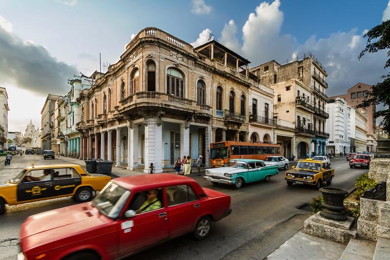 Havana Rush Hour