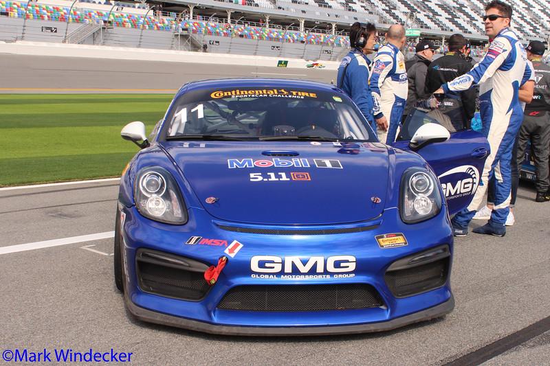 GS-GMG Racing Porsche Cayman GT4 MR