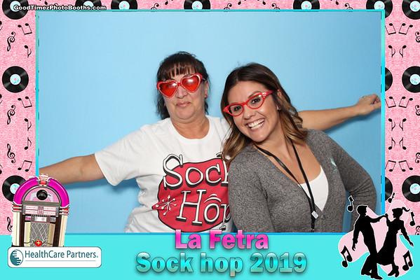 La Fetra Sock Hop