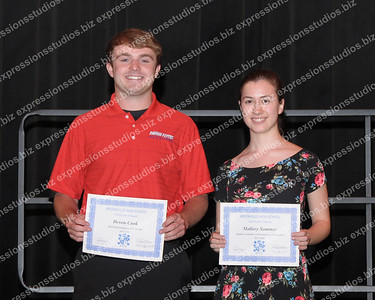 Senior Awards 2016