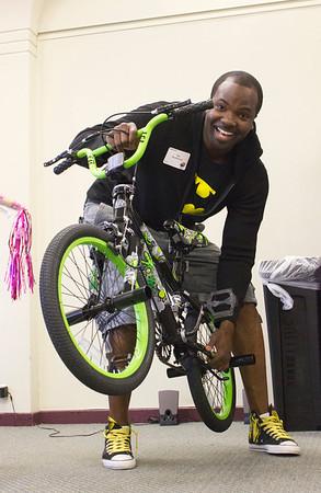 Student Success Builds Bikes