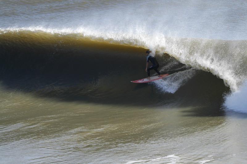 Ropero barrel ride