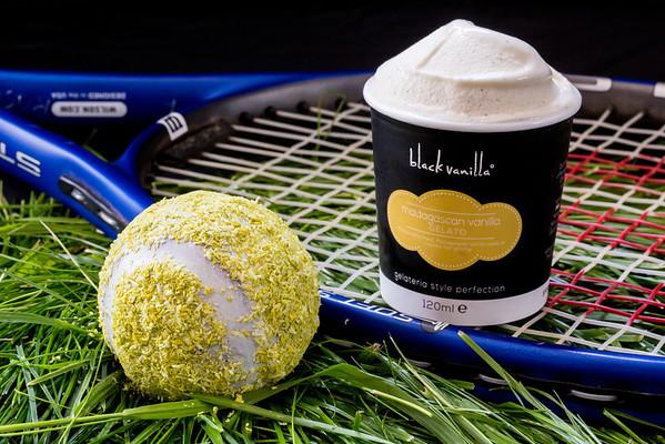 Black Vanilla - Wimbledon Shoot