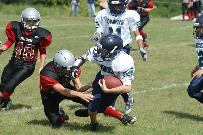 2009 Bartlett Hawks Tackle 8-30-2009