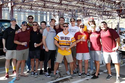 ASU Lacrosse Alumni Tailgate 11-3-18